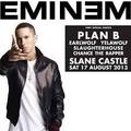 Eminem at Slane Castle