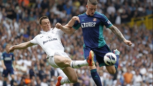 Scott Parker (left) has joined Fulham