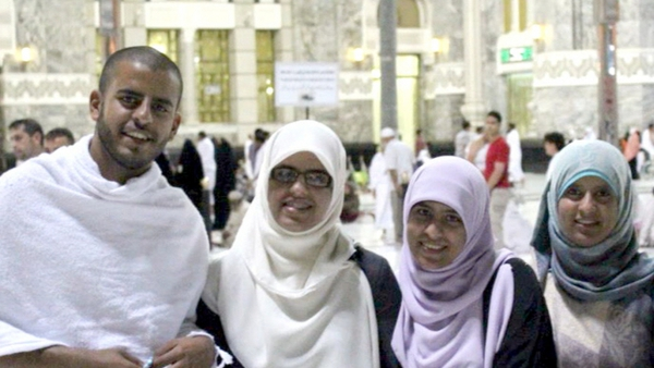 Four members of the Halawa family are being detained in Cairo