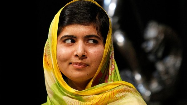 Malala has dismissed the Taliban threats against her life and repeated her desire to return to Pakistan from the UK