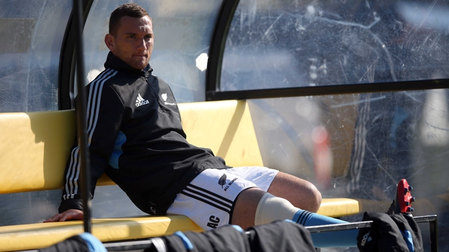 Aaron Cruden is out for six weeks with a hamstring injury