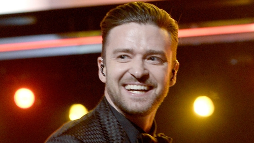 "Justin Timberlake says Miley was ""declaring her womanhood"""