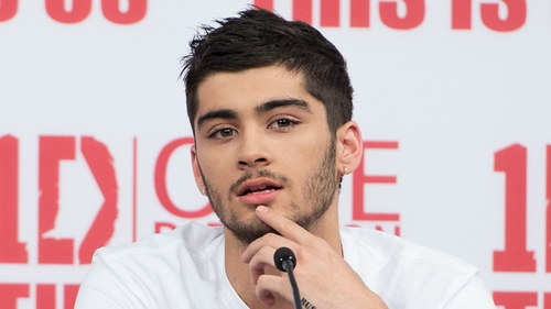 One Direction's Zayn Malik would love to go to Uni to study English