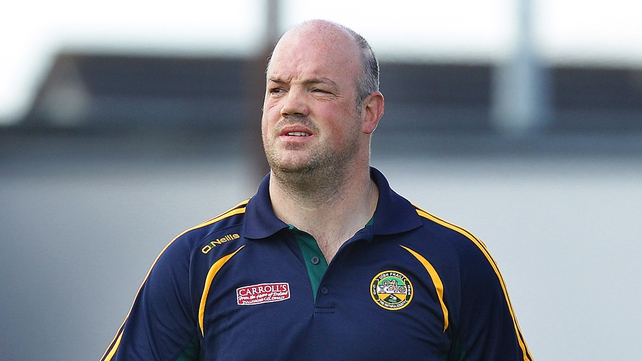 Ollie Baker's first spell as an inter-county manager has come to an end