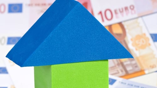 The average interest rate on all new mortgages agreed in Ireland stood at 3% in March