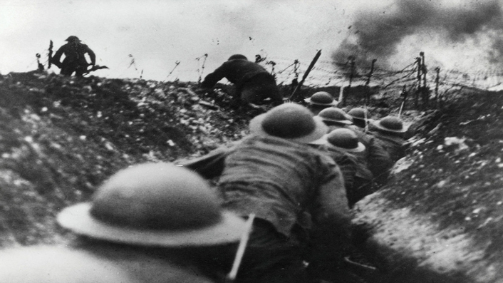 100th anniversary of the start of the Battle of the Somme