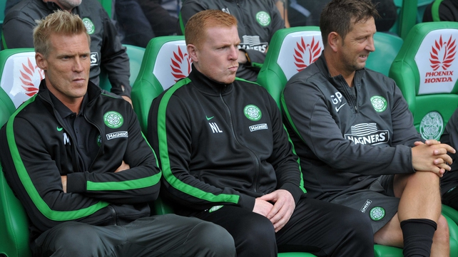 Much work to do for Neil Lennon and his side ahead of the second leg