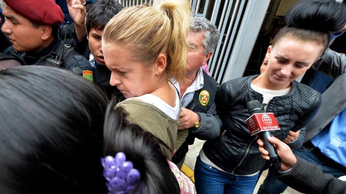 Peru Drugs case