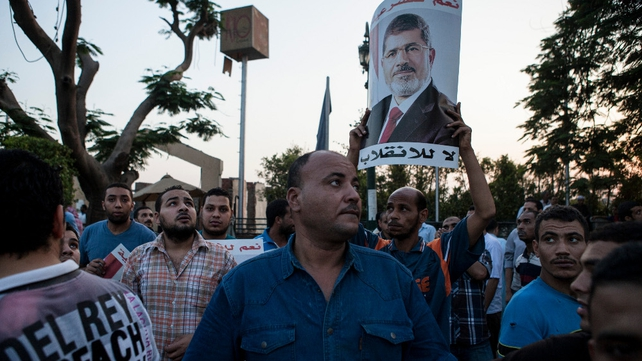 Tension in Egypt continues following a crackdown against two pro-Mursi camps in Cairo last week
