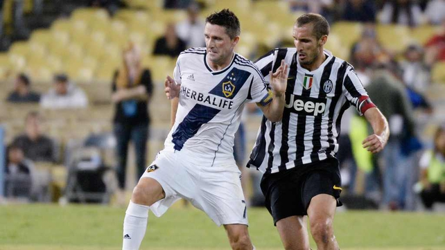 Robbie Keane is in a rich vein of form ahead of the World Cup qualifiers