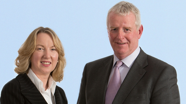 Glanbia's group managing director, John Moloney - set to retire at the end of the year - will be replaced by Siobhán Talbot