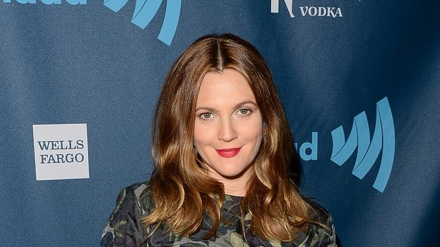 Drew Barrymore is releasing a heart-theme photo book