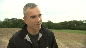 Oscar-winning actor Daniel Day-Lewis is a patron of the Wicklow Hospice Foundation