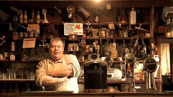 Kingscourt publican Paul Gartlan is one of the stars of The Irish Pub