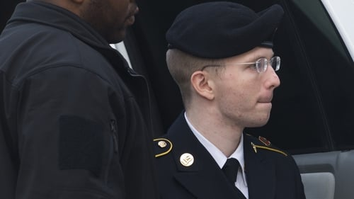 Bradley Manning will be dishonorably discharged from the US military