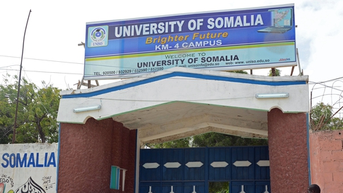 Ann-Margarethe Livh was wounded after giving a speech at the University of Somalia