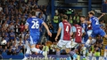 Fortunate Ivanovic helps Chelsea beat Villa