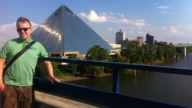 Ed in Memphis