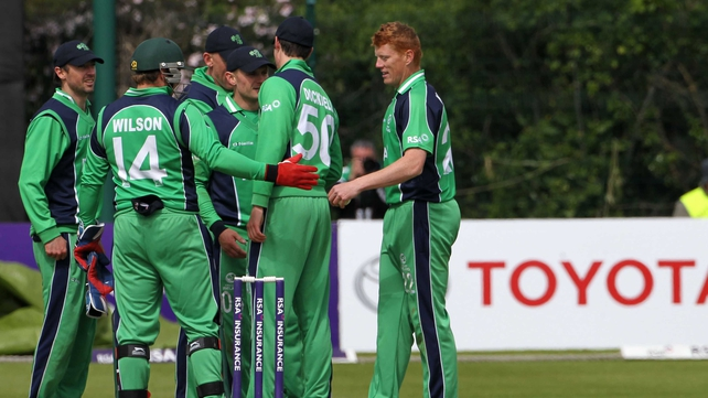 Ireland face England in a one-day international on 3 September