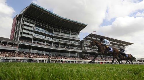 Eight will compete for the Gimcrack Stakes at 3.15pm on Saturday