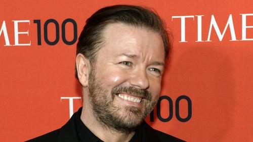 Gervais may be bringing David Brent to the big screen