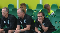 Pat Fenlon casts his eye over the latest news on the Irish soccer scene
