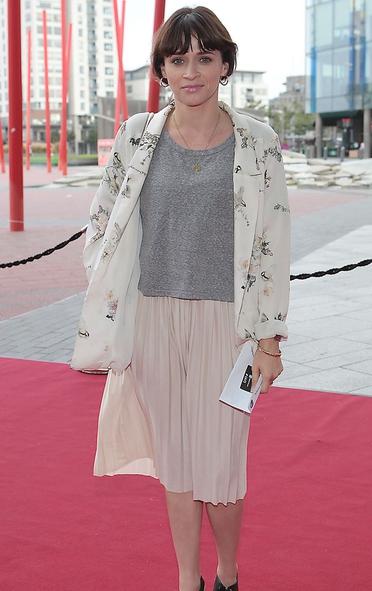 Ripper Street star Charlene McKenna