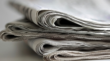 A look at some of the main business stories in today's newspapers
