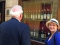 A little lunch! at the Antica Bottega del Vino