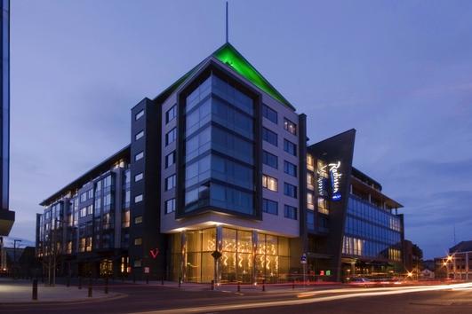 Radisson Blu Royal Hotel Competition