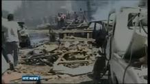 Twin blasts in Lebanon kill scores