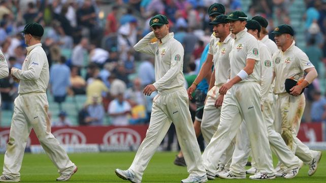 Australia are desperate to end their winless streak