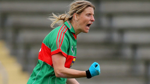 Staunton scored more on her own than the Armagh team combined