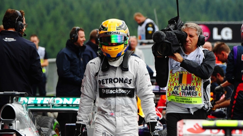 Lewis Hamilton is targeting a win in Monte Carlo