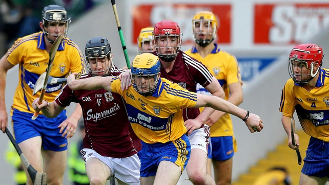 Clare will play Antrim in the final on 14 September
