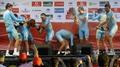 Astana win Vuelta a Espana opener