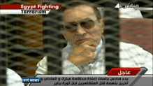 Mubarak back in court days after release