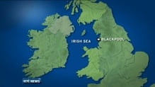 Two small earthquakes in Irish Sea