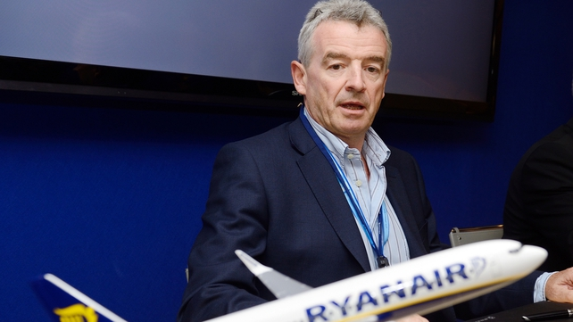 Michael O'Leary said the settlement vindicated Ryanair's standing as one of the safest airlines in Europe