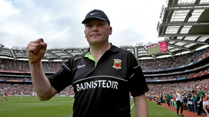 James Horan looks set to return as Mayo manager