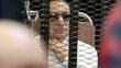 Retrial order for Mubarak