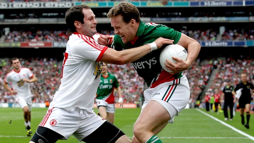 Andy Moran helped Mayo reach another All-Ireland Football final