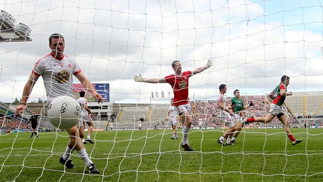 Mayo will face either Dublin or Kerry in the final
