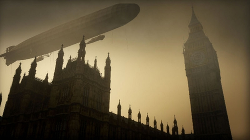 Attack of The Zeppelins, Channel 4, 8.00pm