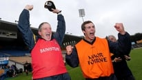 Antrim manager Kevin Ryan talks about their historic U21 hurling semi-final victory over Wexford