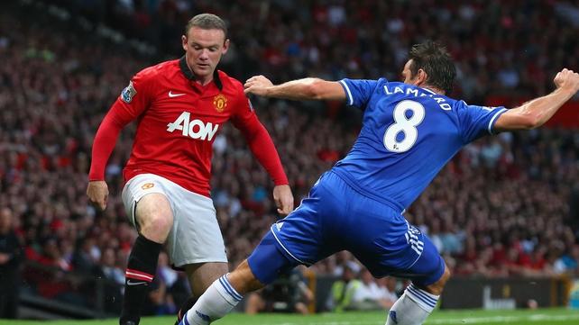Wayne Rooney impressed against Chelsea