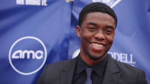 Chadwick Boseman to play James Brown