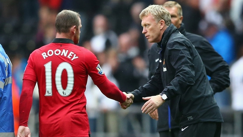 Wayne Rooney believes Manchester United's players have let David Moyes down