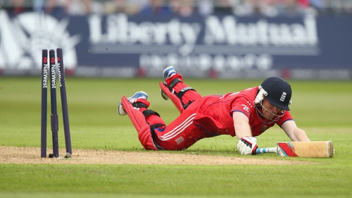 Eoin Morgan will lead England against Ireland at Malahide