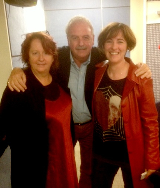 Marty talks to Mary Coughlan and Eleanor Mc Evoy